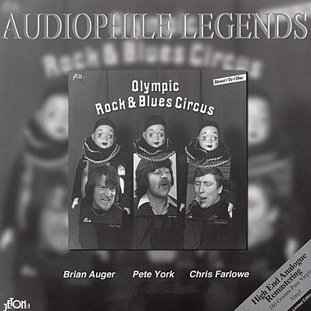 Olympic Rock & Blues Circus - EDYCJA LIMITOWANA!